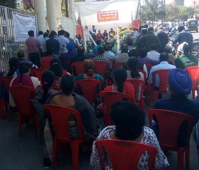 BSNL Vasudev sharma